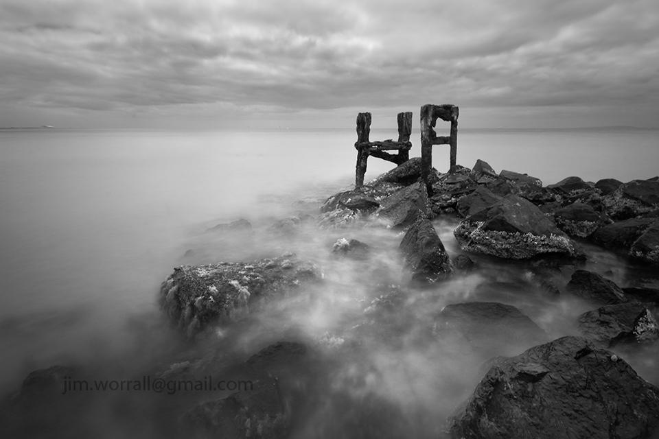 Point Nepean, Mornington Peninsula, seascape, long exposure