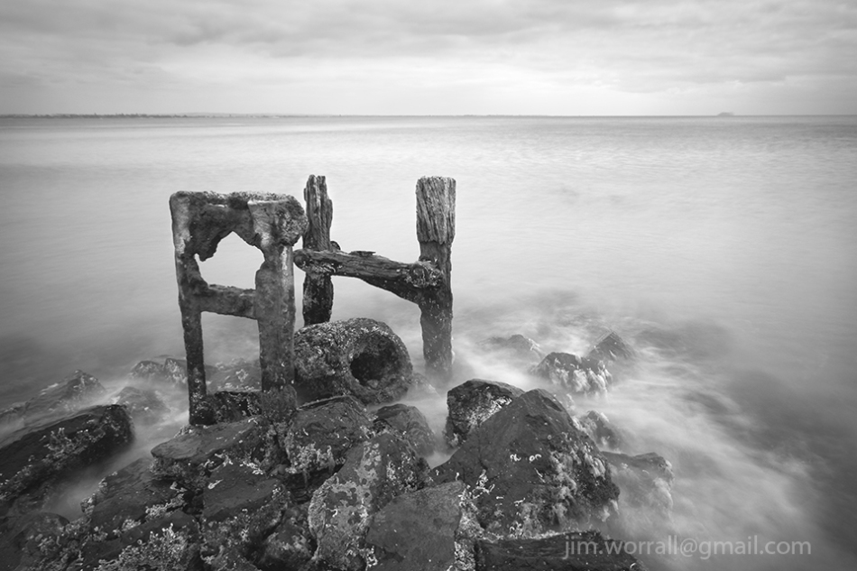seascape, long exposure, ND400,Mornington Peninsula, Point Nepean
