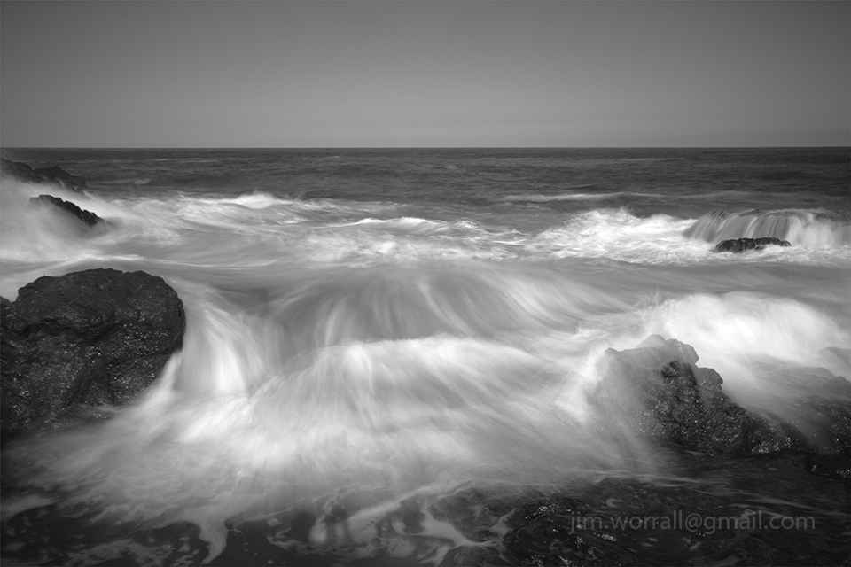 seascape, long exposure, Mornington Peninsula, beach, ocean