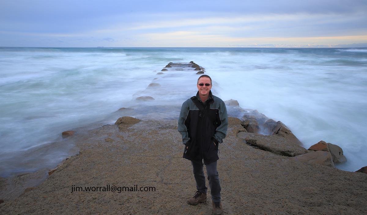 Mornington Peninsula, long exposure, ND400, seascape