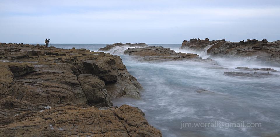 Jason Cincotta, Jim Worrall, Kilcunda, George Bass Coastal  Walk