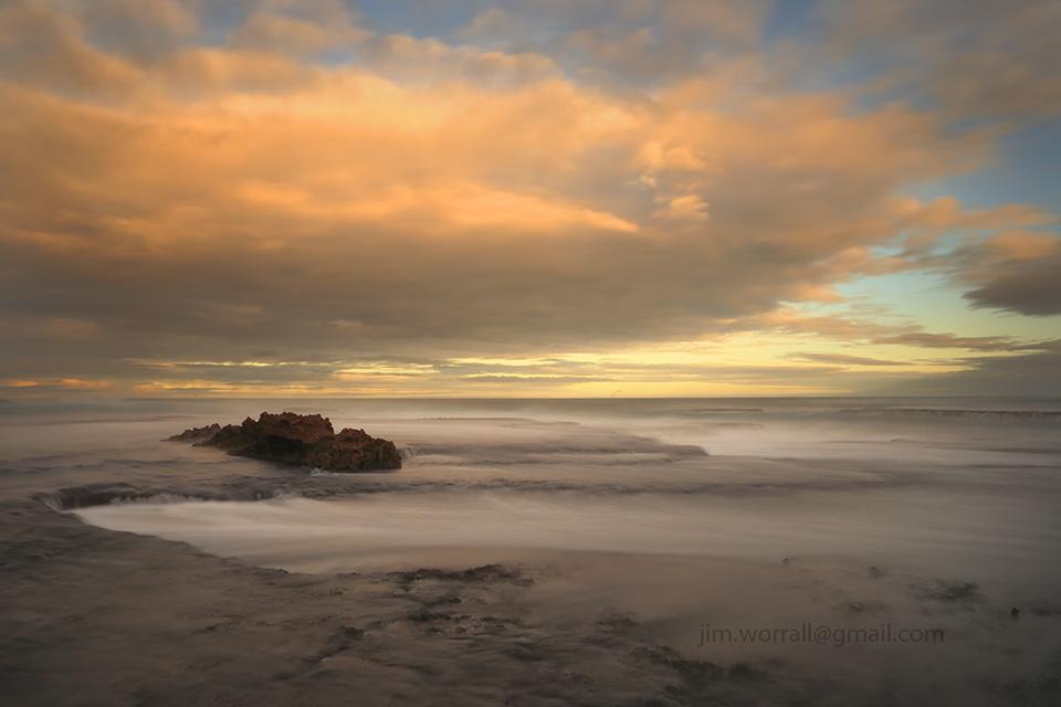 number sixteen beach, Rye, Mornington Peninsula, Jim Worrall