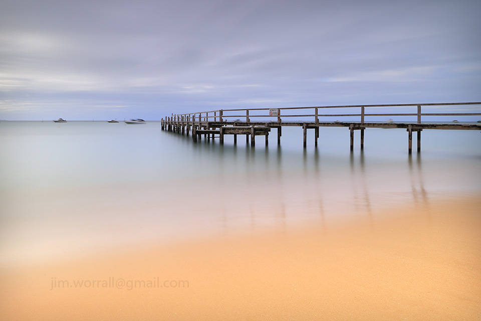 jim worrall, shelley beach, shelly beach, long exposure, ND filter, NiSi, mornington peninsula, portsea, seascape