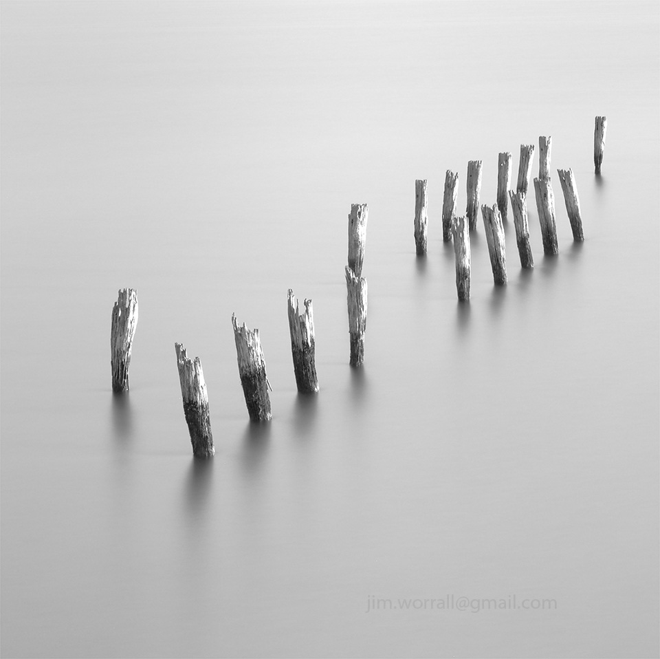 Tenby Point, jetty, Jim Worrall, long exposure, ND filter, Western Port Bay