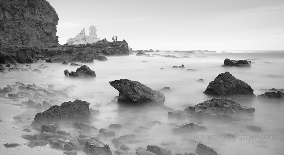 Jim Worrall, Eagles Nest, Inverloch, Bass Coast, long exposure, nd filters, Nisi