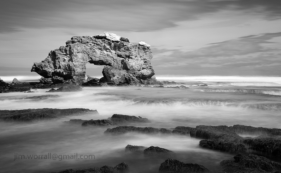 Bridgewater Bay, Blairgowrie, Jim Worrall, Mornington Peninsula, long exposure, ND400