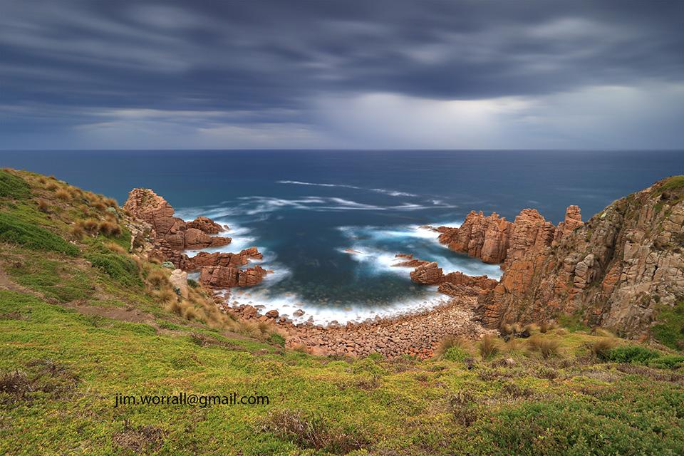 Phillip Island - Jim Worrall - long exposure - seascape