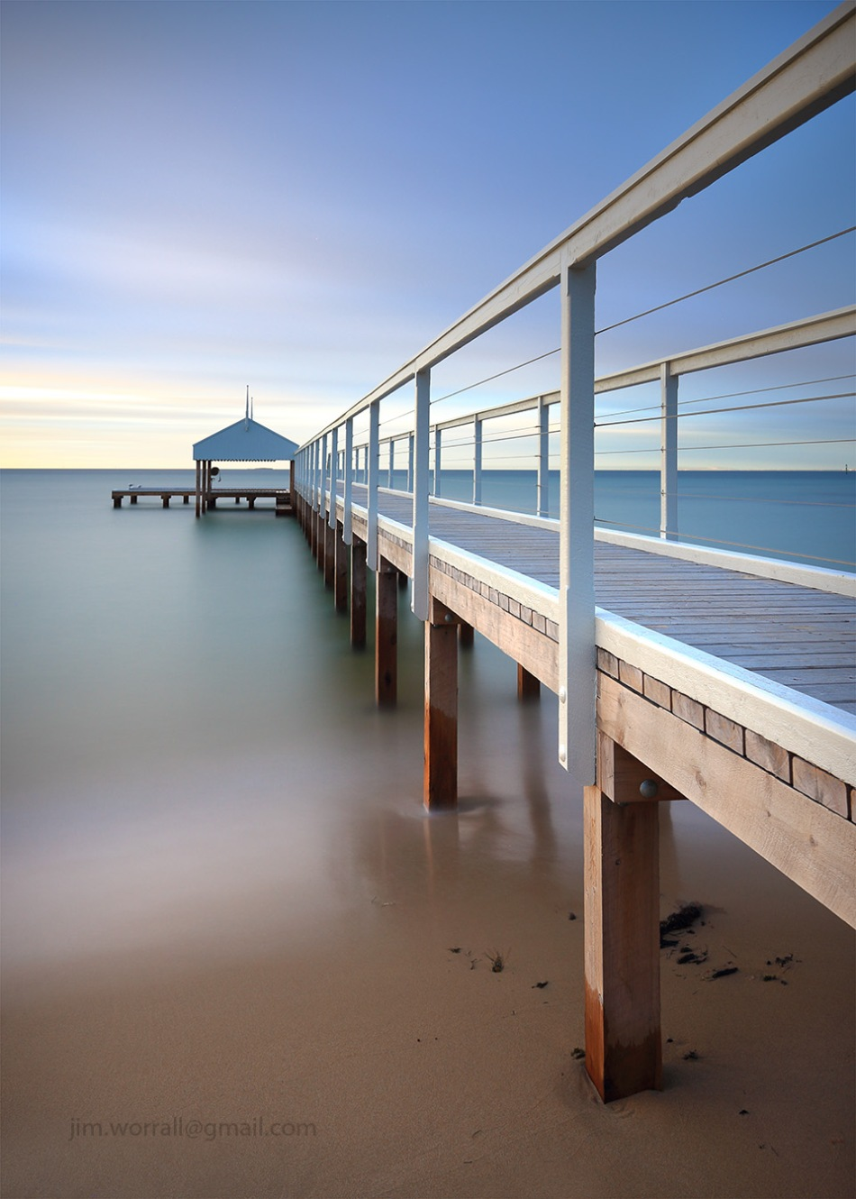 port phillip bay, long exposure, jim worrall, jetty, pier, mornington peninsula