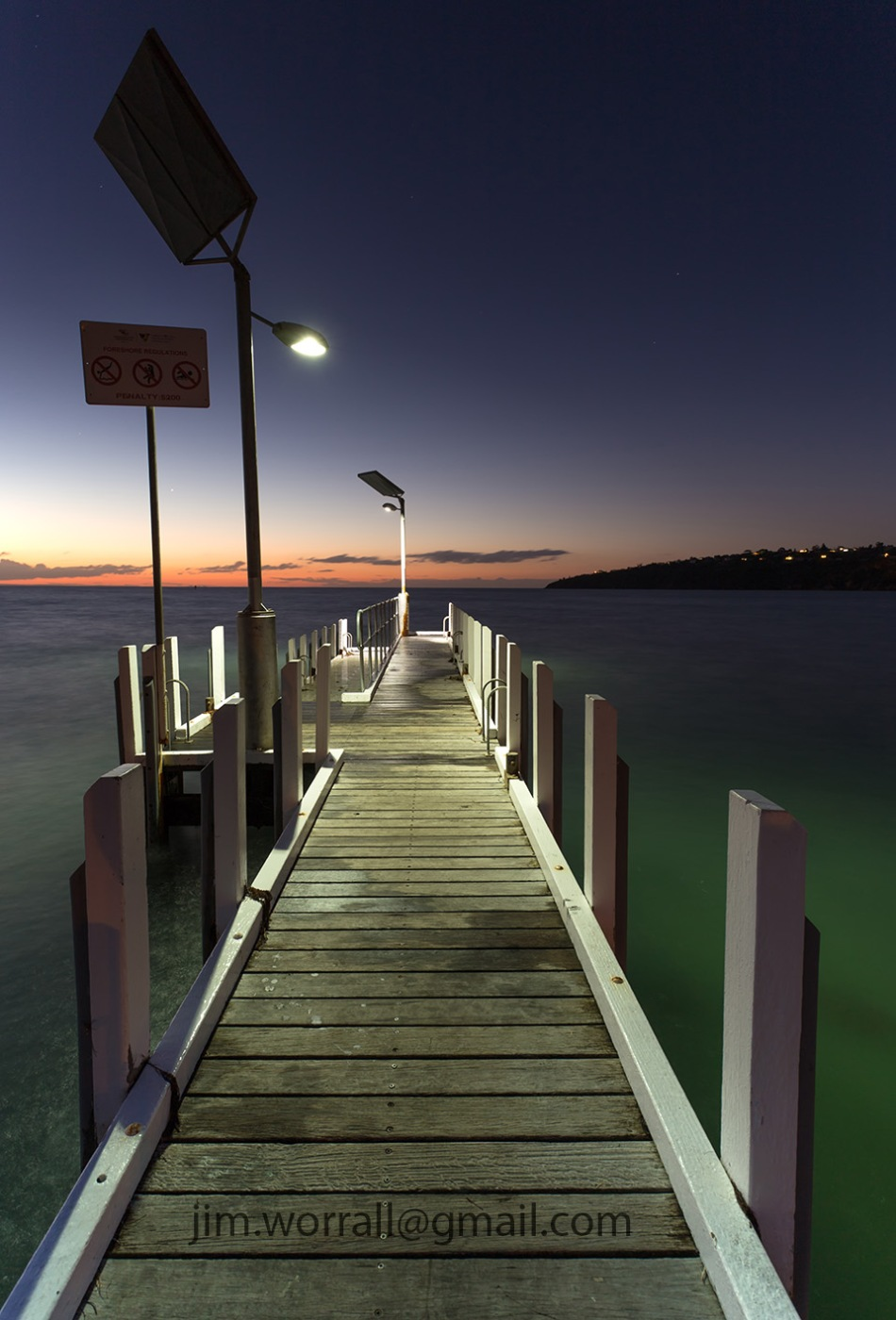 jim worrall, port phillip bay, mornington peninsula, jetty, pier